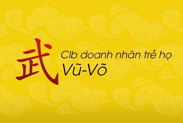 Clb doanh nhân họ Vũ website