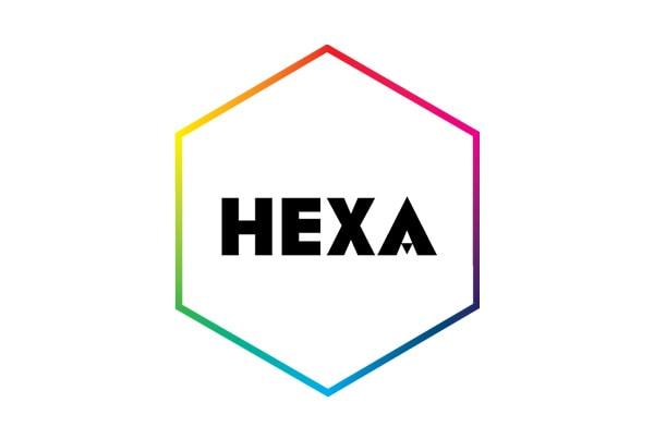 Logo + Namecard Hexa