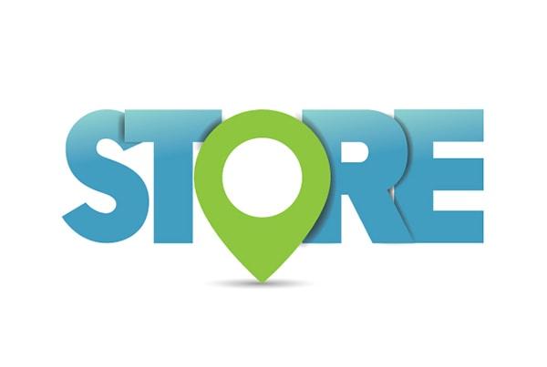 Store logo + bộ nhận diện