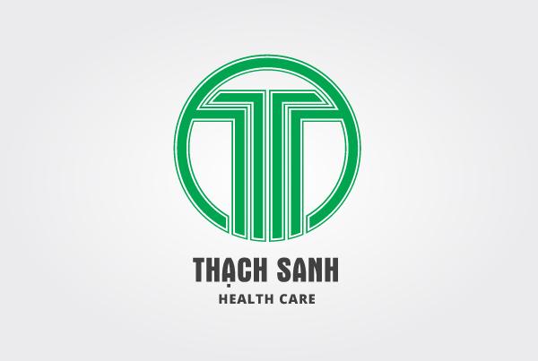 Thạch Sanh logo + bộ nhận diện