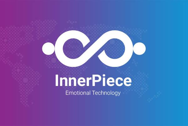 InnerPiece logo + bộ nhận diện