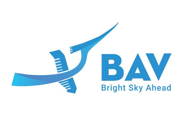 BAV logo/bộ nhận diện, website