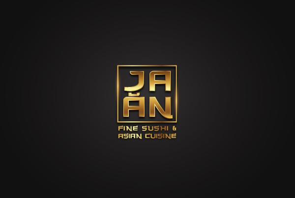 JA ĂN logo