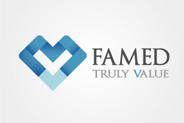 Famed logo