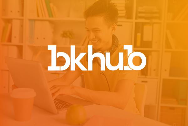 Bkhub logo & website